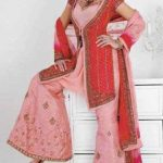 Wedding Sharara Designs 2013