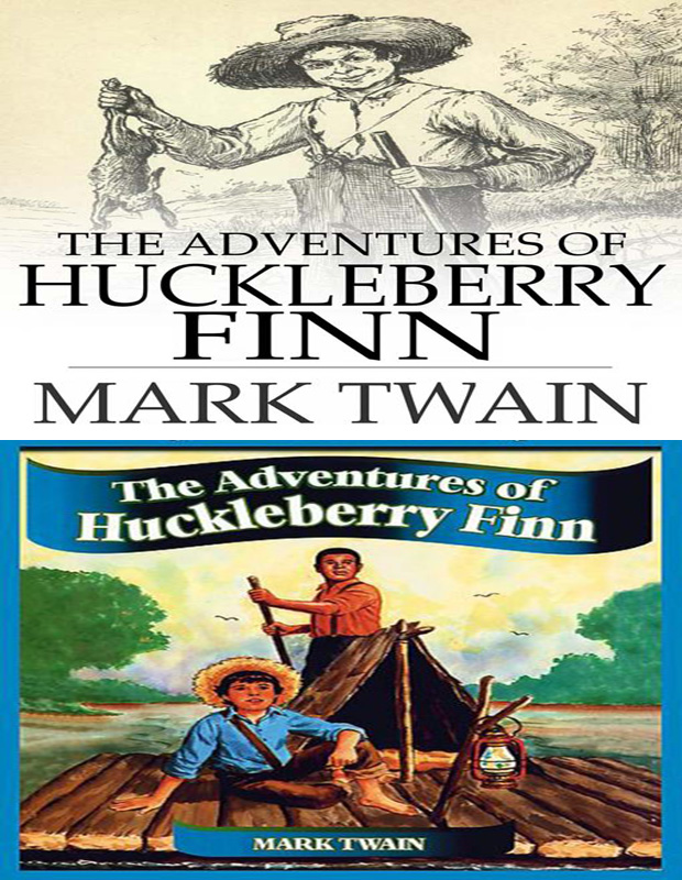 an essay on the banning of the novel the adventures of huckleberry finn by mark twain from high shco