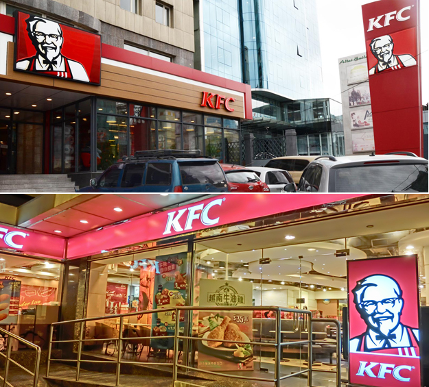 Top Ten Largest Restaurant Chains In The World