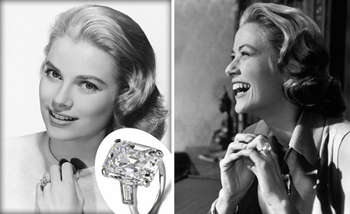 Grace Kelly S Engagement Ring 4 06 MillionGrace Kelly Engagement Ring