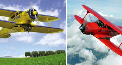 which is most beautiful airplane