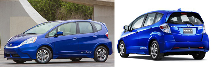 Top ten affordable electric cars list in the world top for Honda fit electric