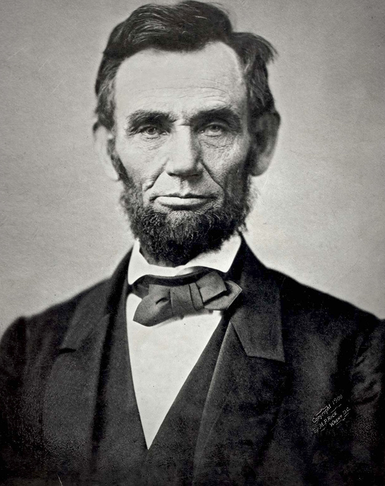 Abraham lincoln the greatest president